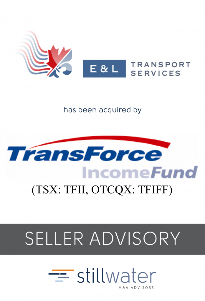 E&L has been acquired by Transforce