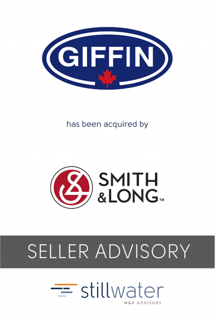 Giffin Canada acquired by Smith and Long