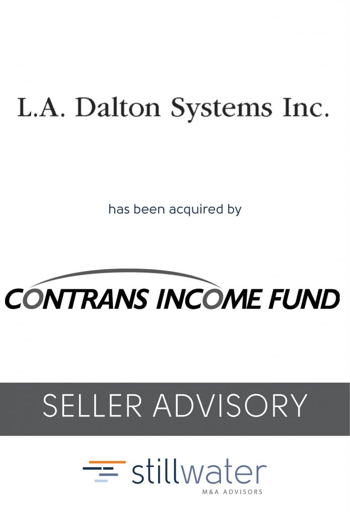 L.A. Dalton has been acquired by Contrans
