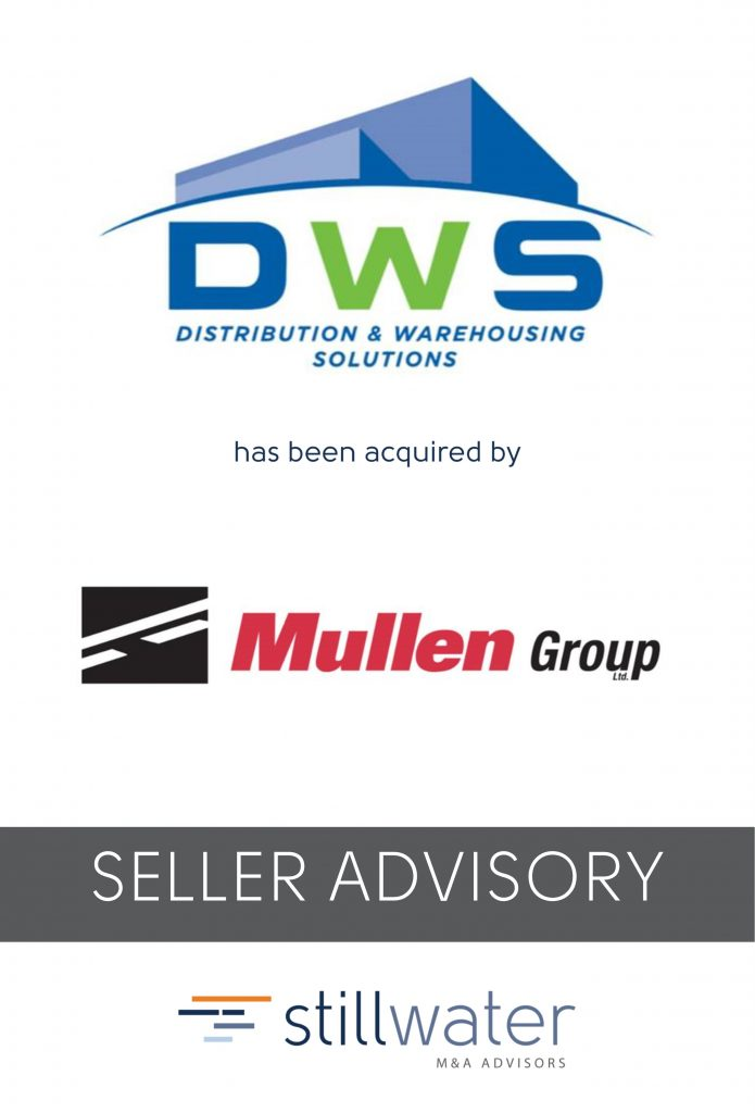 DWS has been acquired by Mullen