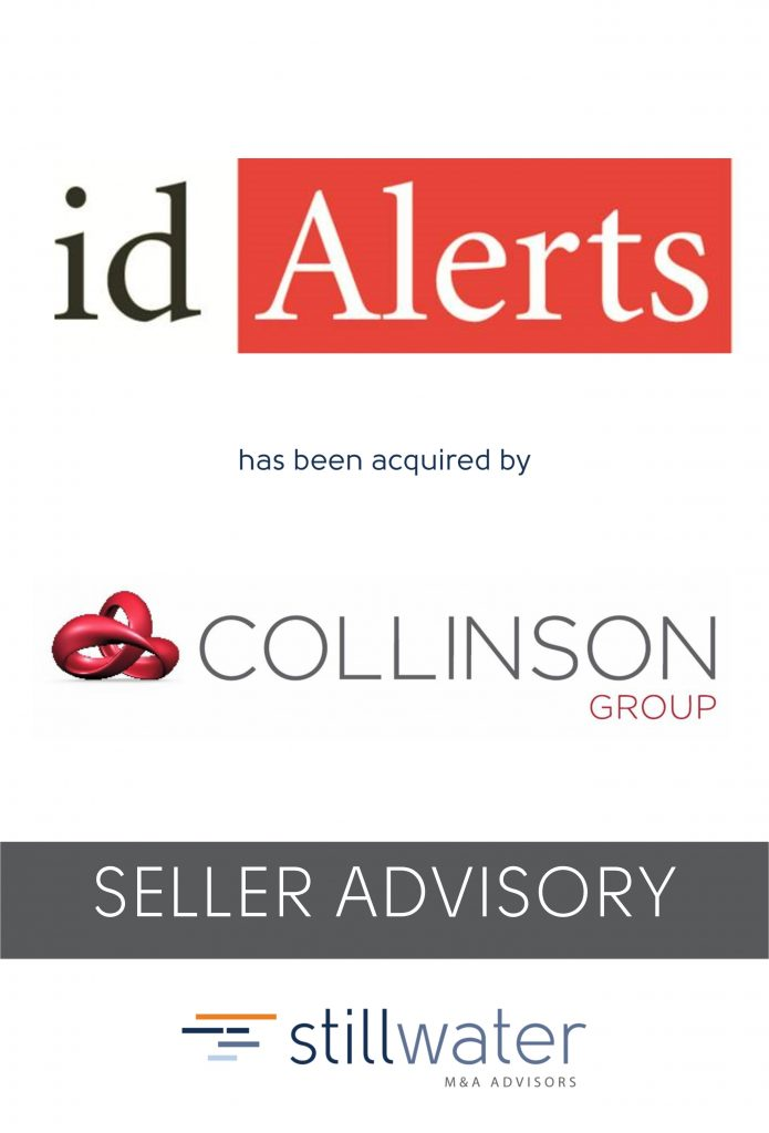idAlerts has been acquired by Collinson