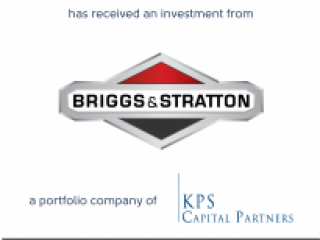 ASI has received an investment from Briggs & Stratton a portfolio company of KPS Capital Partners